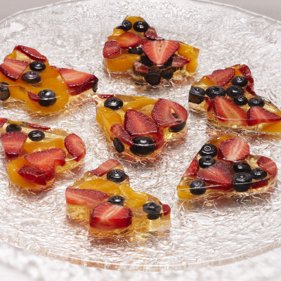 Bocaditos Deliciosos de Jugo con Frutas. SORTEO