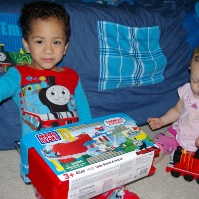 Mega Blocks, Sodor Search and Rescue.