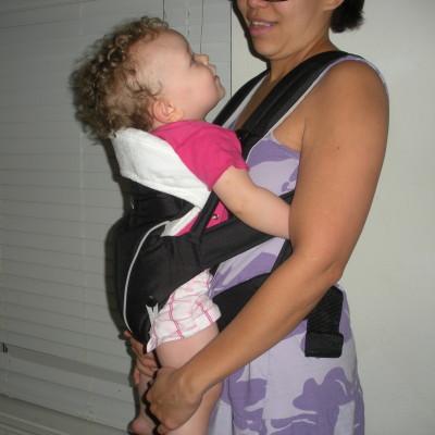 Llevar al bebé contigo- Britax Baby Carrier. SORTEO