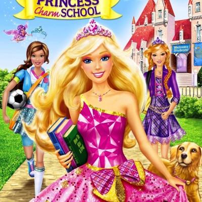 Conviertete en Princesa con Barbie Princess Charm School. SORTEO
