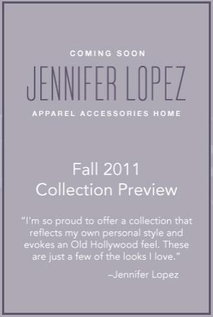 The Jennifer Lopez collection Kohl's