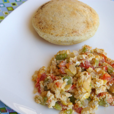 Desayuno Venezolano ~ Como Preparar Perico