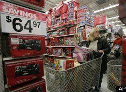 Walmart inicia el Viernes Negro empezando a las 10 p.m. en el Día de Acción de Gracias