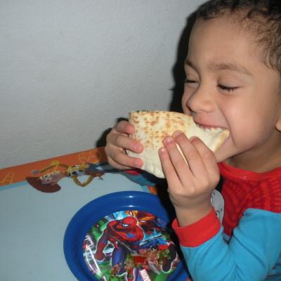 10 Consejos para que los Niños Coman de Todo. Parte 1