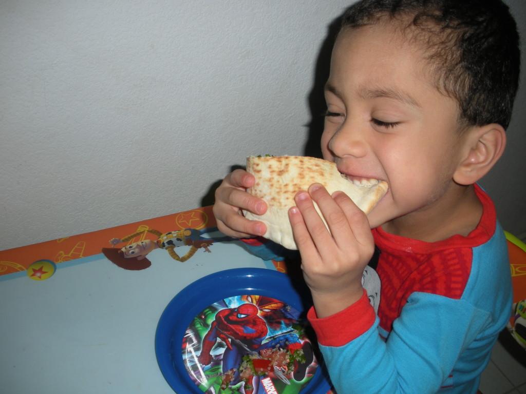 10 Consejos para que los Niños Coman de Todo