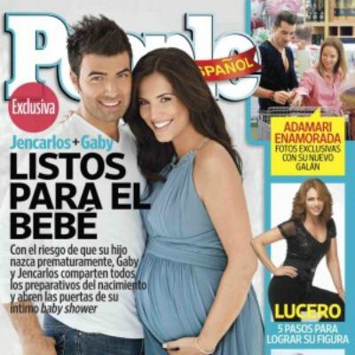Nace Bebé de Gaby Espino y Jeancarlos Canela