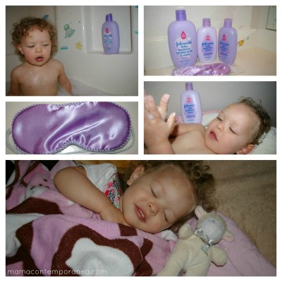 A Dormir con Johnson's Baby Bedtime. SORTEO