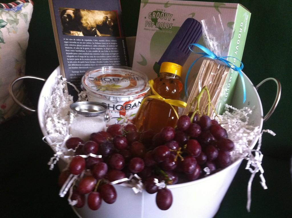 Desayuno Saludable para el Regreso a Clases con Uvas de California