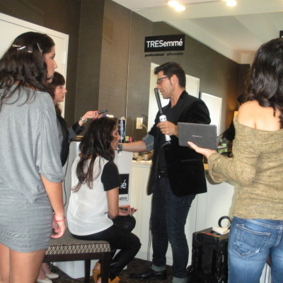 New York Fashion Week SS 2013 y La Suite de Tresemme