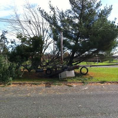 Donación de Pampers a las Victimas del Huracán Sandy en New Jersey