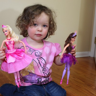 Barbie in The Pink Shoes. SORTEO