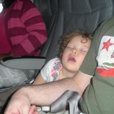 Viajar en Avión con un Bebé