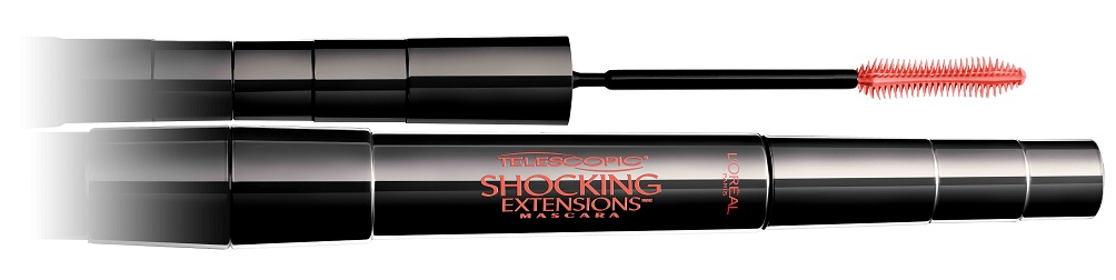 L'Oreal Paris Telescopic Shocking Extensions Mascara