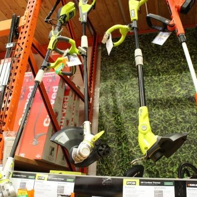 Equipos para Cortar la Grama en The Home Depot #DigIn