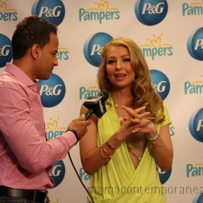 Thalia y Pampers por una Buena Causa #EverydayEffect