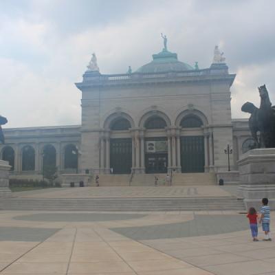 En Filadelfia los Niños Pueden Tocar. Please Touch Museun