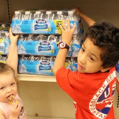 Ideas para Mantener a los Niños Hidratados #Sabiduriademama. SORTEO