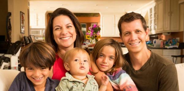 Olivera Family Picture