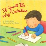 "Cuento para ninos ""If you'll be my Valentines"""
