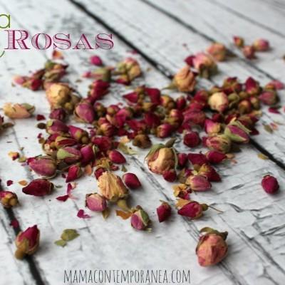 Como Preparar Agua de Rosas y sus Beneficios