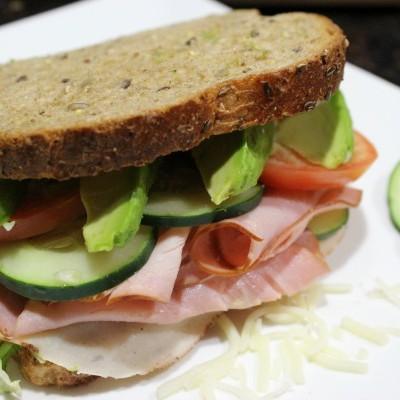 Mi Sandwich de Jamón con Oscar Mayer Deli Fresh