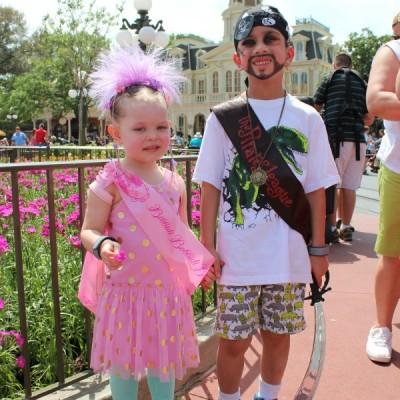 Vivimos Entre Princesas y Piratas. #DisneyJuniorFamilia