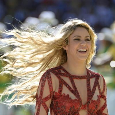 Copia El Look de Shakira – Ceremonia de Clausura del Mundial Brasil 2014