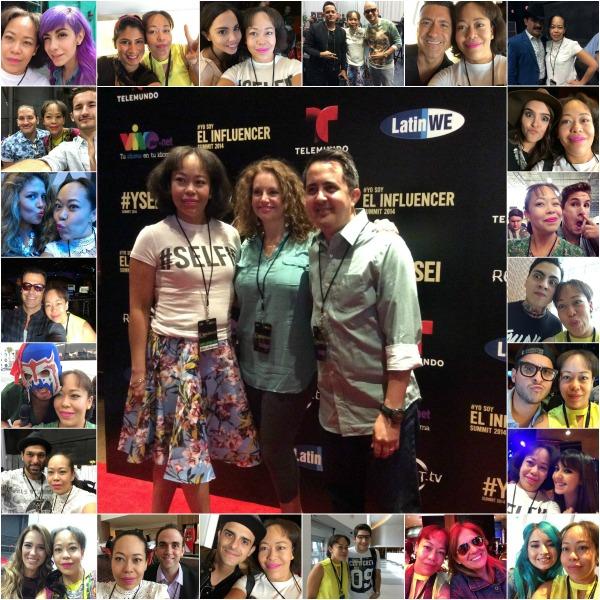 Influencers 'Yo Soy El Artista' de Telemundo