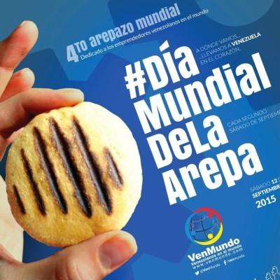 Día Mundial de la Arepa 2015