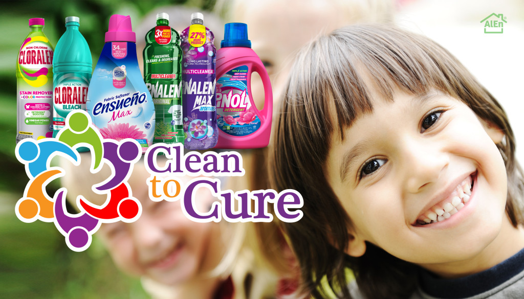 cleantocure press release photo 2015