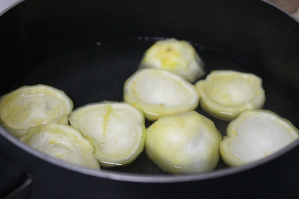 Receta: Dulce de Cascos de Parchita - Mamá Contemporánea