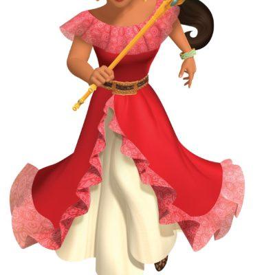 Elena de Avalor, la Primera Princesa Latina de Disney