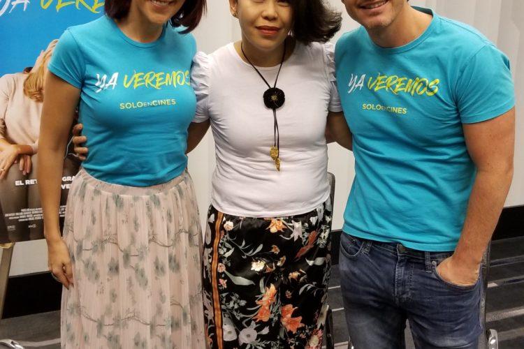 Película Ya Veremos con Fernanda Castillo y Mauricio Ochmann