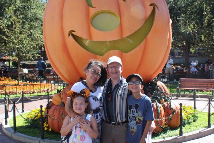 Disneyland en Halloween Time