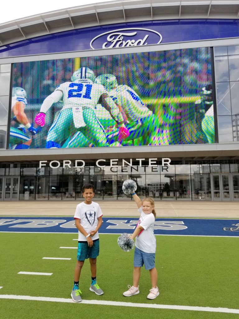 Youth Academy Camps- Dallas Cowboys