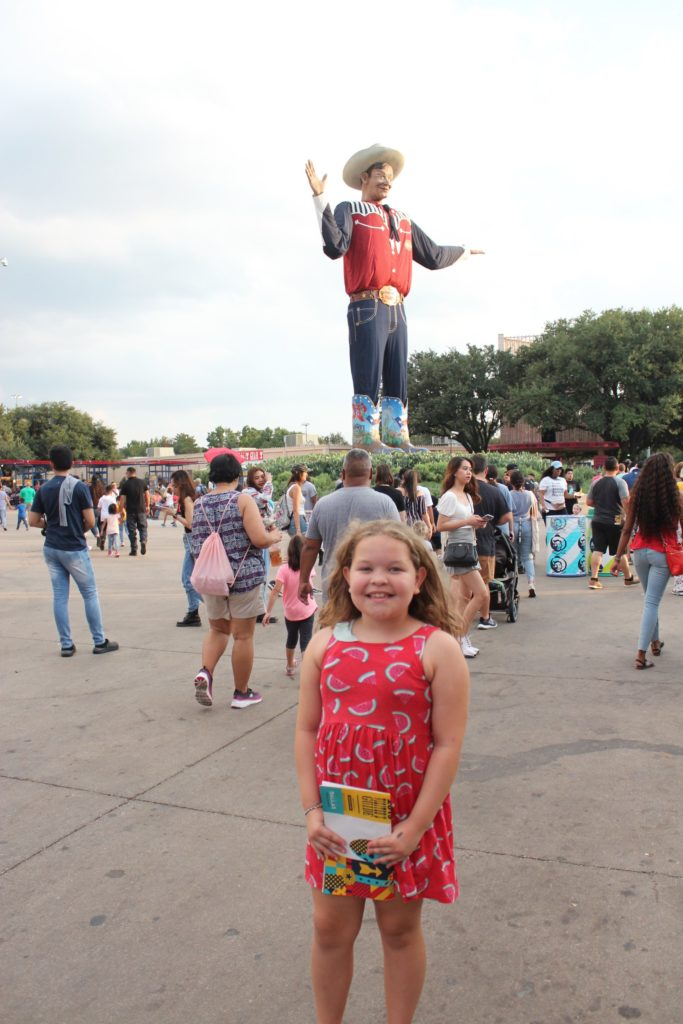 La Feria Estatal de Texas- State Fair of Texas