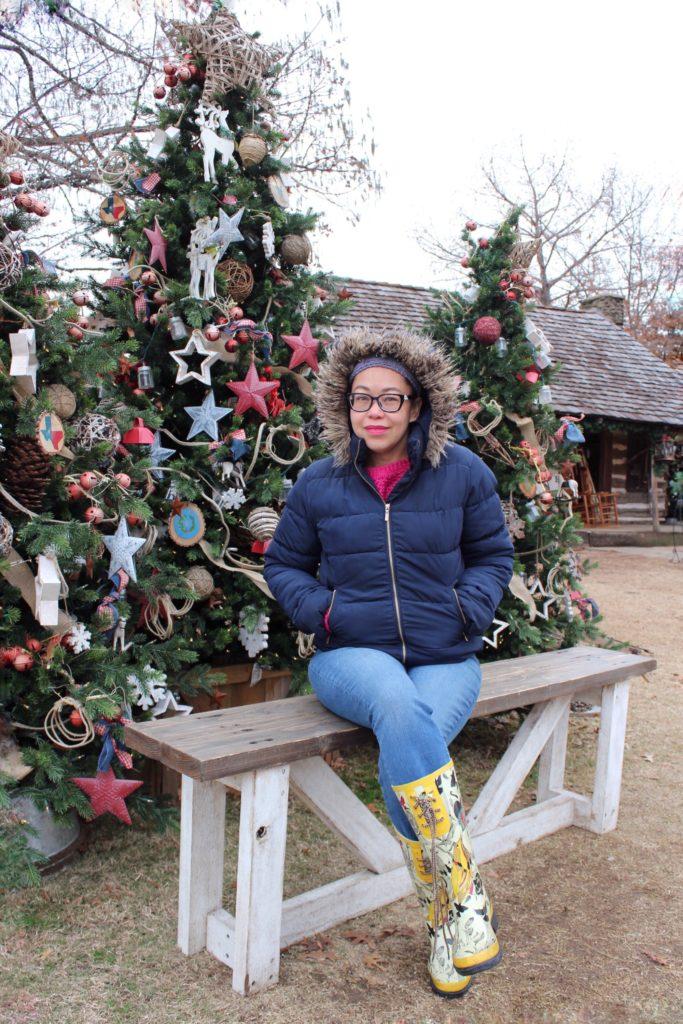 Grapevine, la capital de la Navidad en Texas