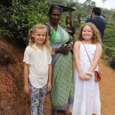 Visita a las Plantaciones de Té en Sri Lanka- Historia, Tours y probamos el Ceylon Tea